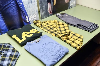 Lee Wrangler Press Open Day FW2019 12.06.2019